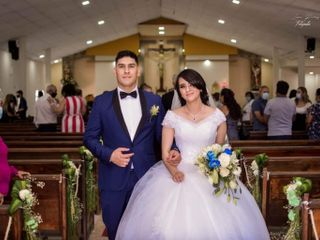 La boda de Saúl  y Elena  2
