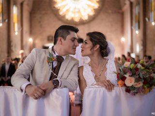 La boda de Fax y Victor
