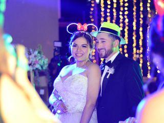 La boda de Liz y Arturo