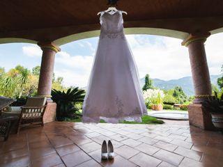 La boda de Angélica y Antonio 1