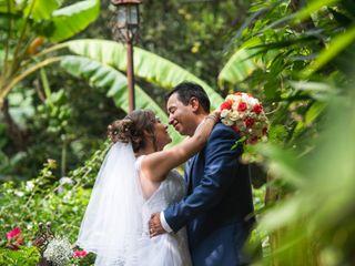 La boda de Angélica y Antonio