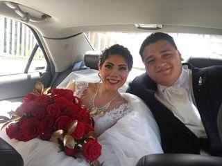 La boda de Paola y Oscar
