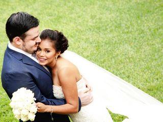 La boda de Alma y Luís 1