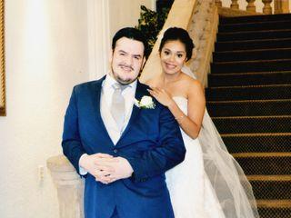 La boda de Alma y Luís