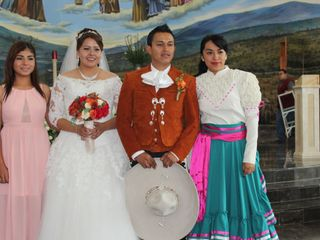 La boda de Kris y Beto