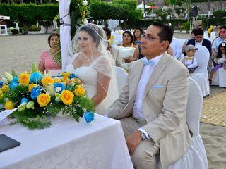 La boda de Rubén y Sofía