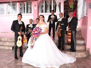 La boda de Glendy y Jorge 1