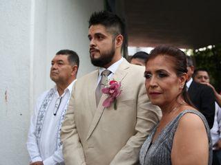 La boda de Glendy y Jorge 3