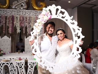 La boda de Glendy y Jorge