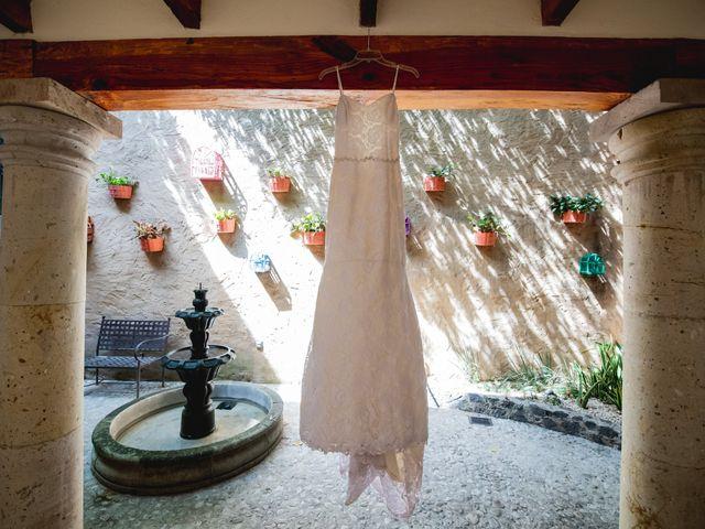 La boda de Alex y Sandra en Tlayacapan, Morelos 3