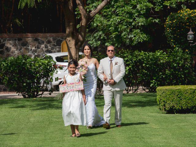 La boda de Alex y Sandra en Tlayacapan, Morelos 19