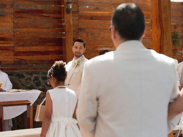 La boda de Alex y Sandra en Tlayacapan, Morelos 20
