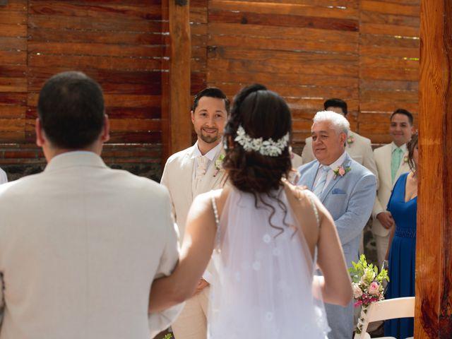 La boda de Alex y Sandra en Tlayacapan, Morelos 21