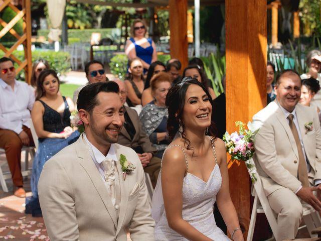 La boda de Alex y Sandra en Tlayacapan, Morelos 24