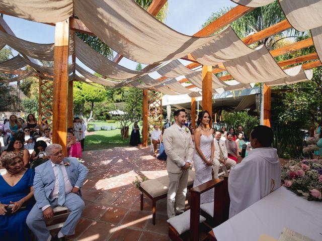 La boda de Alex y Sandra en Tlayacapan, Morelos 26