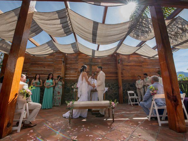La boda de Alex y Sandra en Tlayacapan, Morelos 27
