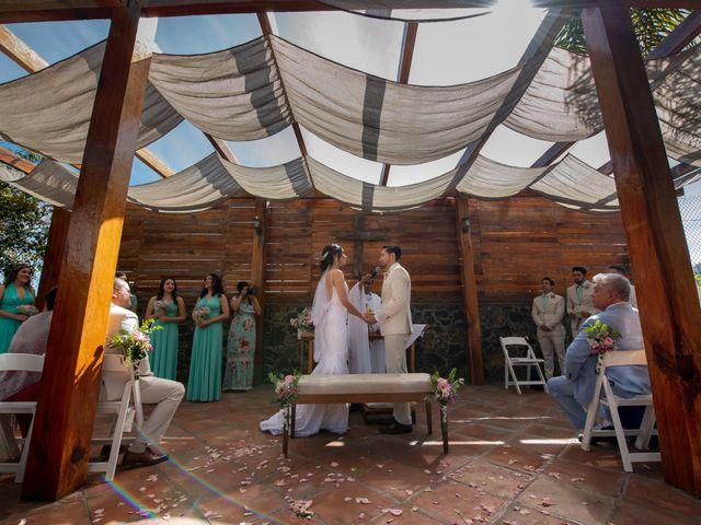 La boda de Alex y Sandra en Tlayacapan, Morelos 28