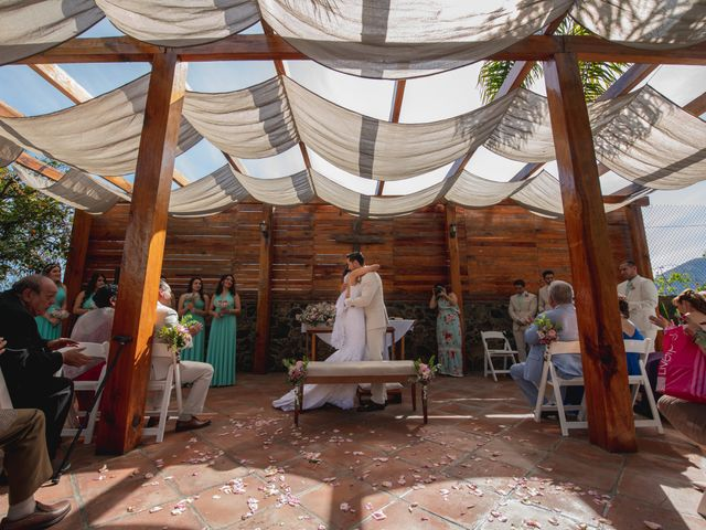 La boda de Alex y Sandra en Tlayacapan, Morelos 29