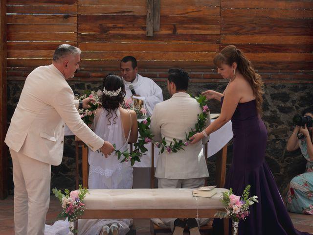 La boda de Alex y Sandra en Tlayacapan, Morelos 32