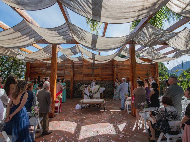 La boda de Alex y Sandra en Tlayacapan, Morelos 34
