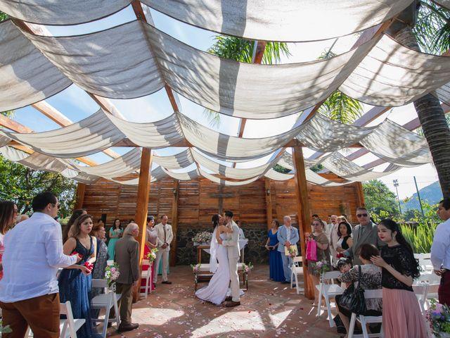 La boda de Alex y Sandra en Tlayacapan, Morelos 35