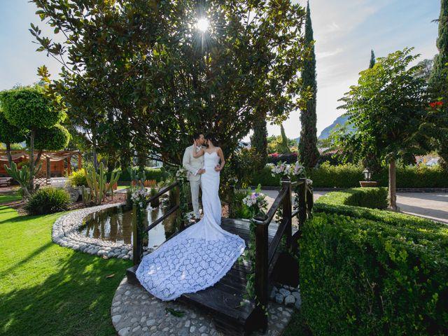La boda de Alex y Sandra en Tlayacapan, Morelos 38