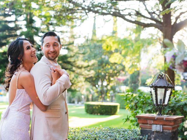 La boda de Alex y Sandra en Tlayacapan, Morelos 40