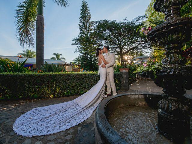 La boda de Alex y Sandra en Tlayacapan, Morelos 41