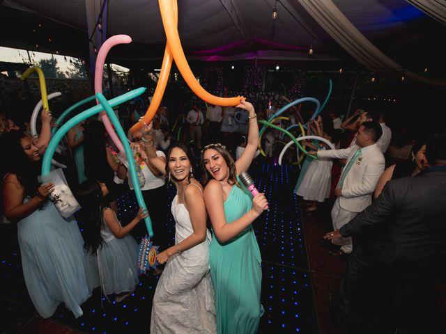 La boda de Alex y Sandra en Tlayacapan, Morelos 42