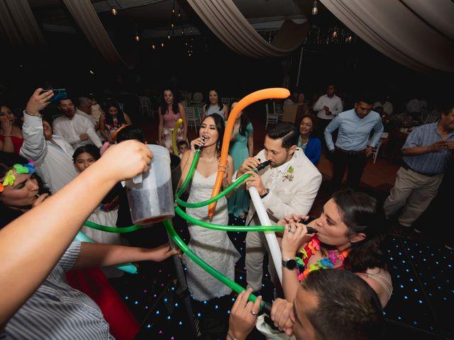 La boda de Alex y Sandra en Tlayacapan, Morelos 44