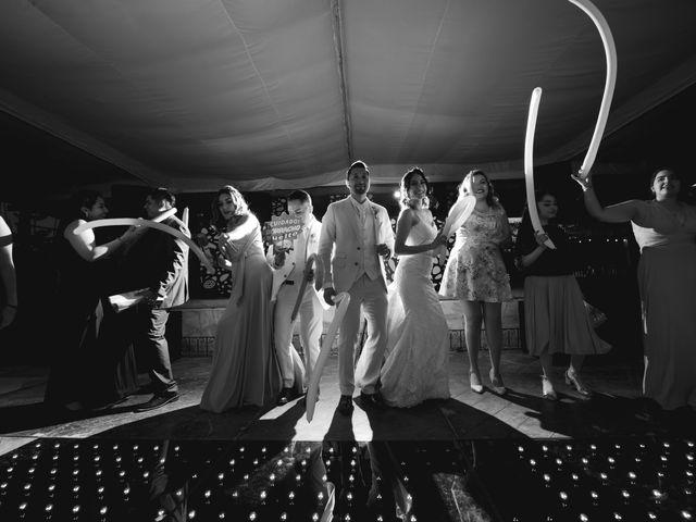 La boda de Alex y Sandra en Tlayacapan, Morelos 47