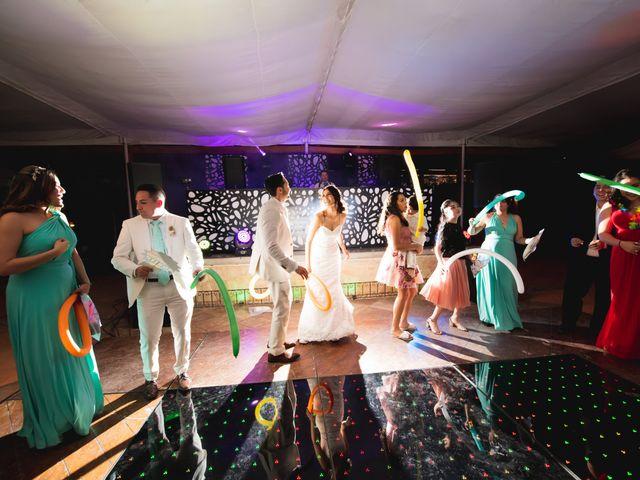 La boda de Alex y Sandra en Tlayacapan, Morelos 49