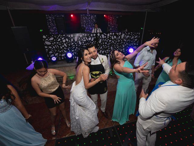 La boda de Alex y Sandra en Tlayacapan, Morelos 51