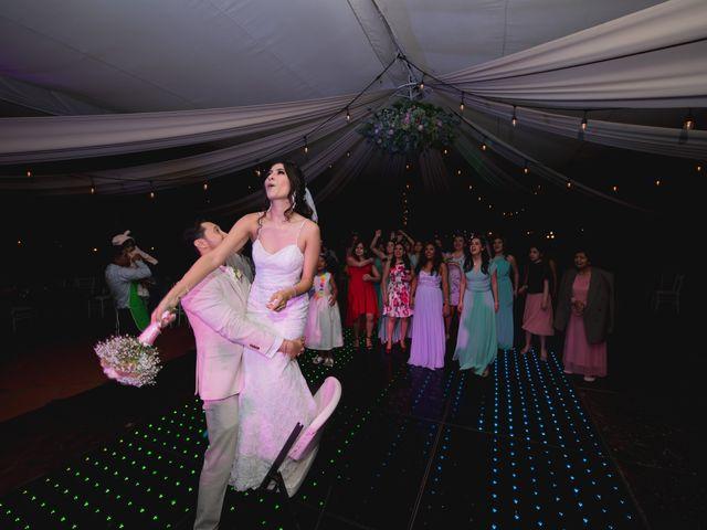 La boda de Alex y Sandra en Tlayacapan, Morelos 53