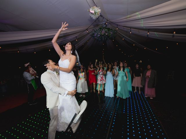 La boda de Alex y Sandra en Tlayacapan, Morelos 54