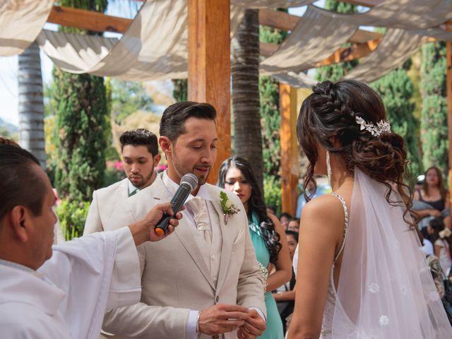 La boda de Alex y Sandra en Tlayacapan, Morelos 73