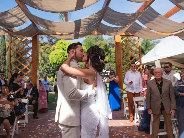 La boda de Alex y Sandra en Tlayacapan, Morelos 76