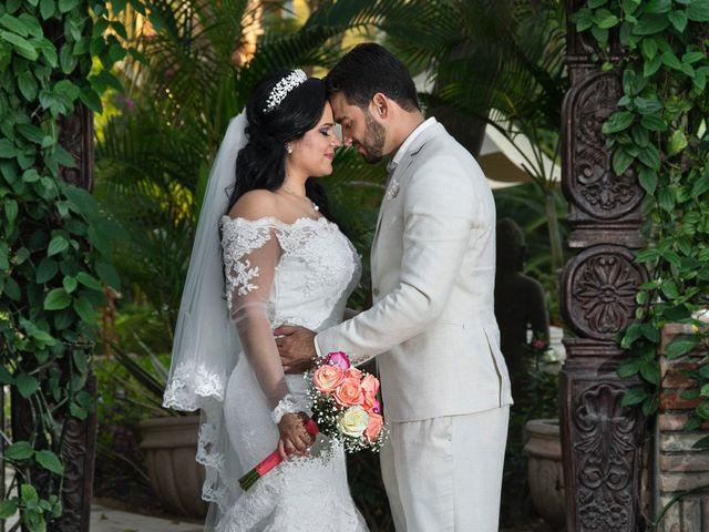 La boda de Yessika y José