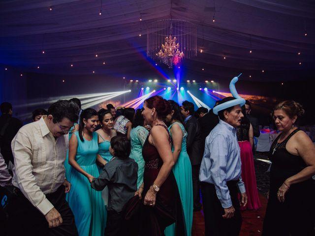 La boda de Adrian y Laura en Tapachula, Chiapas 32