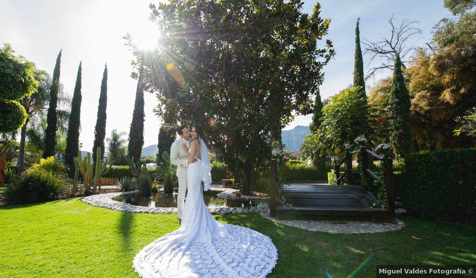 La boda de Alex y Sandra en Tlayacapan, Morelos