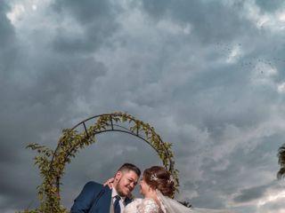 La boda de Stephania y Manuel 1