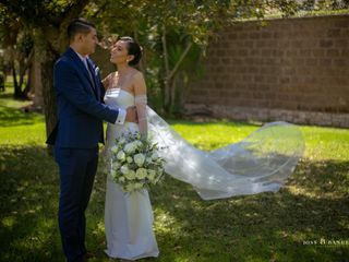 La boda de Paulina y Ricardo