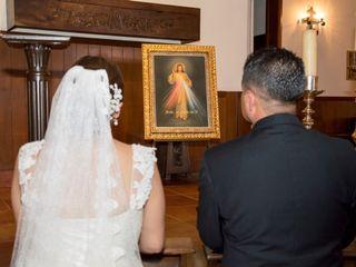 La boda de Dayana y Rosario 2
