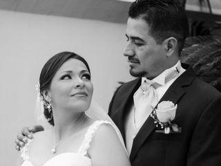 La boda de Dayana y Rosario