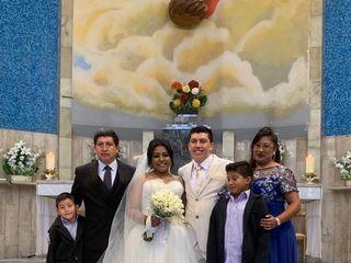 La boda de Citlalith y Manuel 1