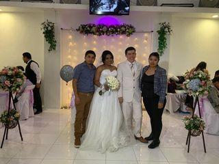 La boda de Citlalith y Manuel 3