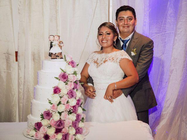 La boda de Pahola y Luis