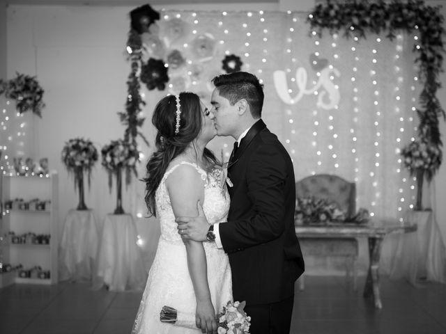 La boda de Ssaid  y Valeria