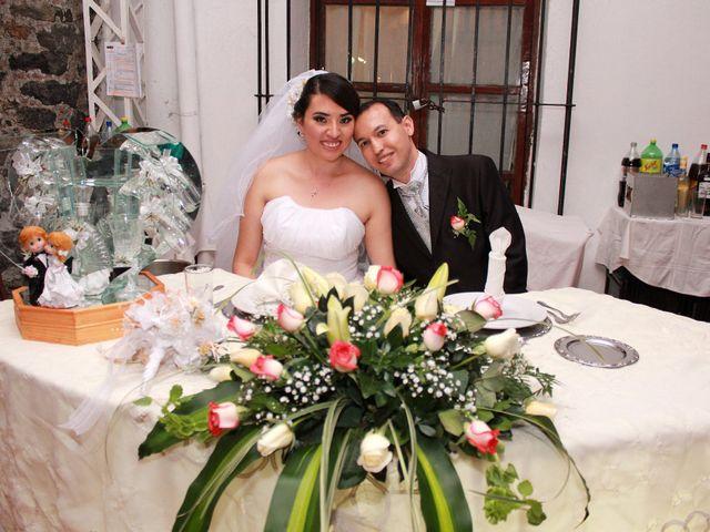 La boda de Montse y Berny
