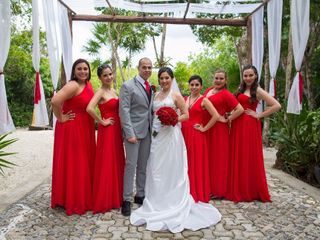 La boda de Nancy y Tony 2